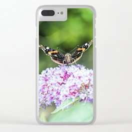 Butterfly IV Clear iPhone Case