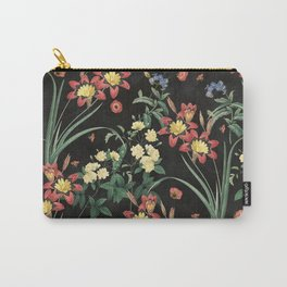 Flowers & Nature Carry-All Pouch