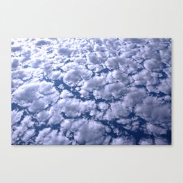 counting clouds Canvas Print