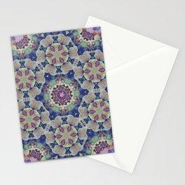 Chakra Flowers Stationery Cards