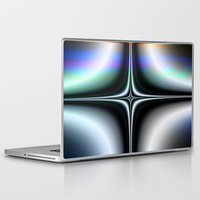 saturn Laptop & iPad Skins featuring Saturn by Robin Curtiss