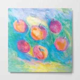 Fruits 1 Metal Print