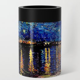 Over the rhone(starry night) Can Cooler