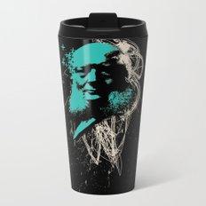 Positive Reinforcement Metal Travel Mug