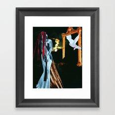 SHOTGUN WEDDING Framed Art Print