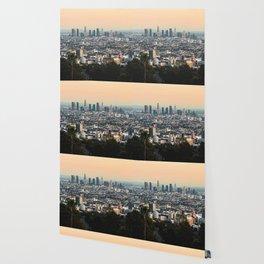 Los Angeles Panorama Wallpaper