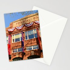 Fenway Spring - Fenway Park in Boston on Opening Day, Red Sox Stationery Cards