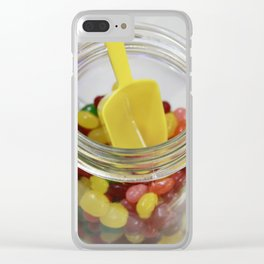 Candy Jar Jellies Clear iPhone Case