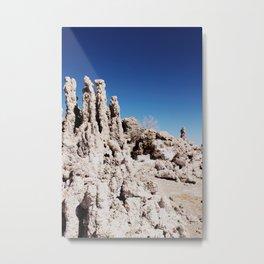 Tufa Forest Metal Print