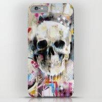 Skull Slim Case iPhone 6 Plus