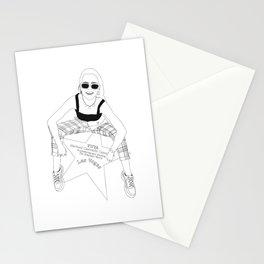 Yuya Star Stationery Cards