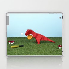 Yes T-Rex can! Laptop & iPad Skin