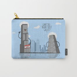 Whatchu' talkin bout willis Carry-All Pouch
