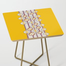 Stitches - Growing bubbles Side Table