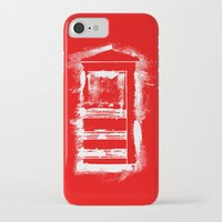 telephone iPhone & iPod Cases featuring Telephone by Sir Rupert
