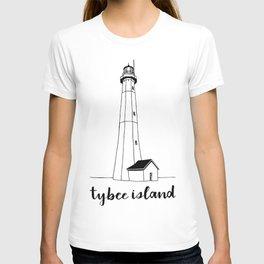 Tybee Island Lighthouse T-shirt