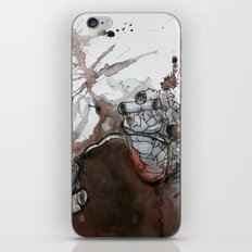 It Was a Bad Day iPhone Skin