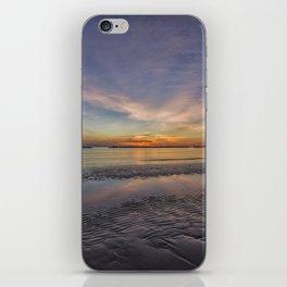 SUNRISE ON THE ADRIATIC SEA iPhone Skin