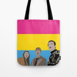 In The Pansexual Flesh Tote Bag
