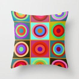 Kandinsky #20 Throw Pillow