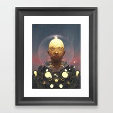 Companion Devices Framed Art Print