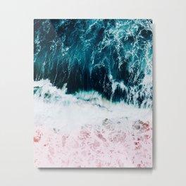 Ocean Blues Metal Print