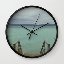 Courage Wall Clock