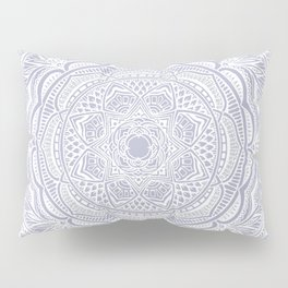 Dedication to Lucy (purple) Pillow Sham