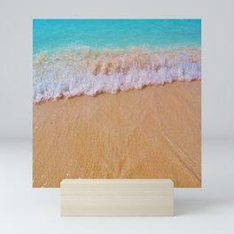 An Ocean Wave Mini Art Print