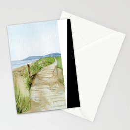 Inverness Beach Stationery Cards