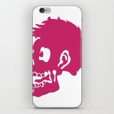 Zombie Head iPhone Skin