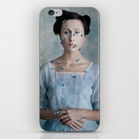 valentina iPhone & iPod Skins featuring Valentina by Maria Kanevskaya