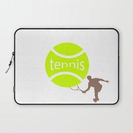 Tennis player Laptop Sleeve