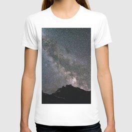 Night in Switzerland T-shirt