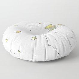 Little Prince III Floor Pillow