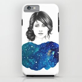 CARINA iPhone Case
