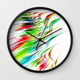 MP 10 Wall Clock