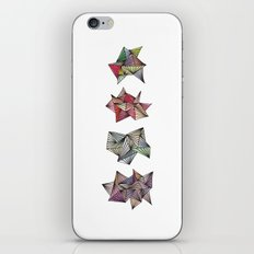Spikey Friends iPhone & iPod Skin
