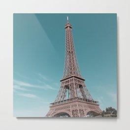 paris, france, eiffel tower Metal Print