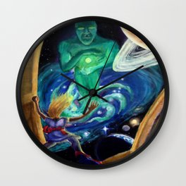 Finding Alice's Design Wall Clock