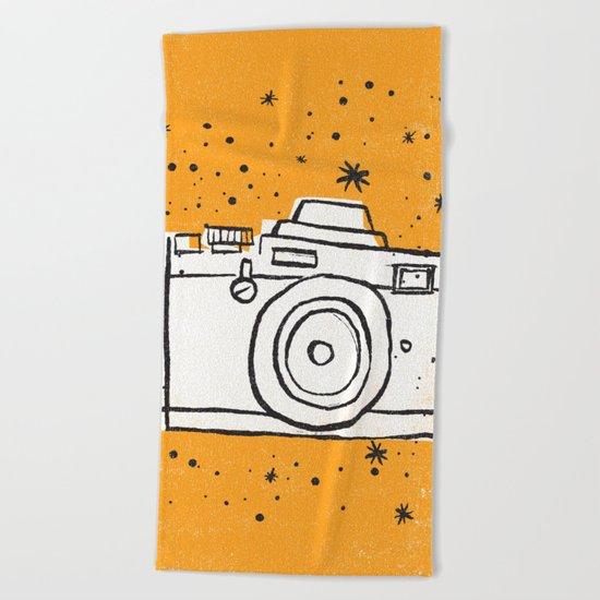 SNAP Beach Towel