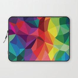 Color Shards Laptop Sleeve