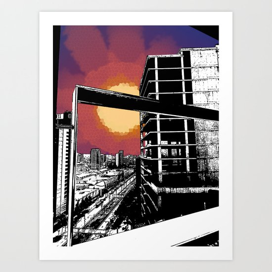 Barna Love Art Print