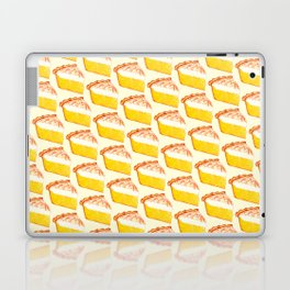 Lemon Meringue Pie Pattern Laptop & iPad Skin