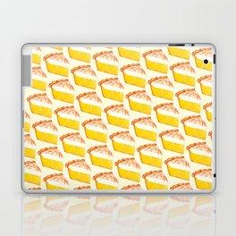 Lemon Meringue Pie Pattern Laptop & iPad Skin