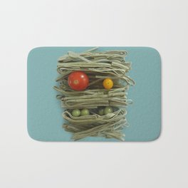 A Thing of the Pasta 2  Bath Mat