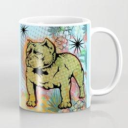 Cool dog pop art Coffee Mug