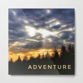 Adventure Sky Metal Print