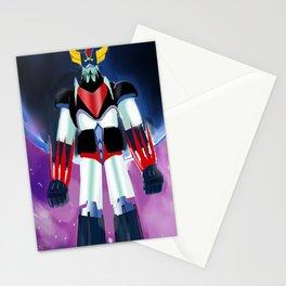 Goldorak Stationery Cards