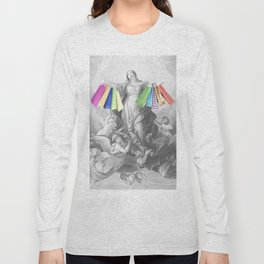 Shopping Bliss Long Sleeve T-shirt